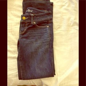 Dark blue jeans. Never worn!